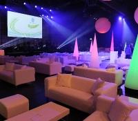 Firmen - Event für 1'200 Mitarbeiter